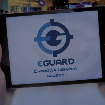 Eguard - aplikacja www