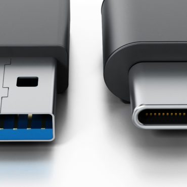 USB type C and USB 3.0