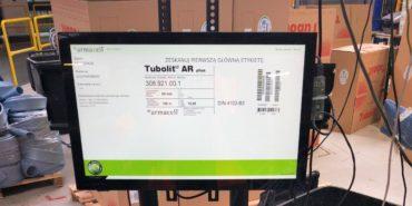 Dedykowane oprogramowanie - weryfikator etykiet